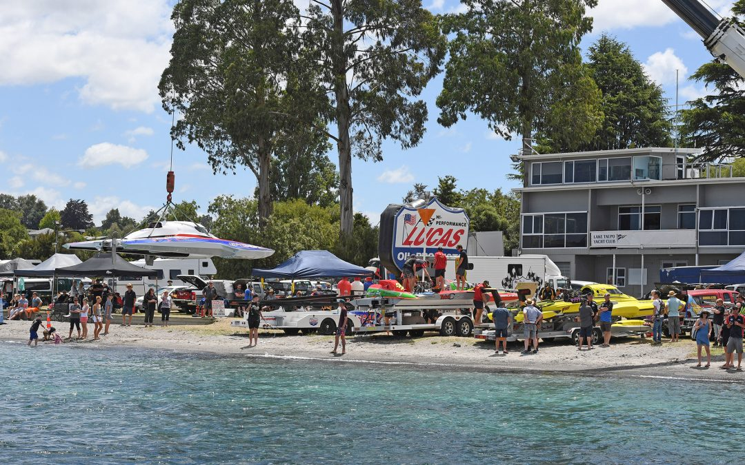 Lake Taupo Competitor Information 2018