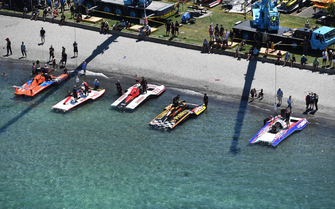 Hydro Thunder Series Points – Taupo