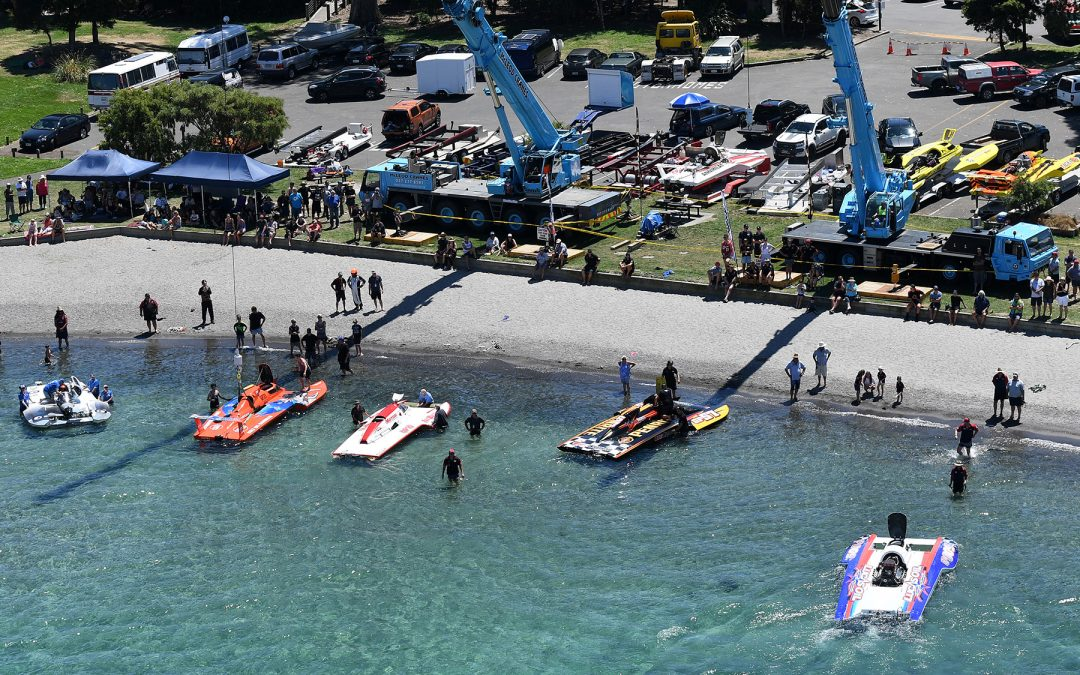 Hydro Thunder Taupo 2020 Entries