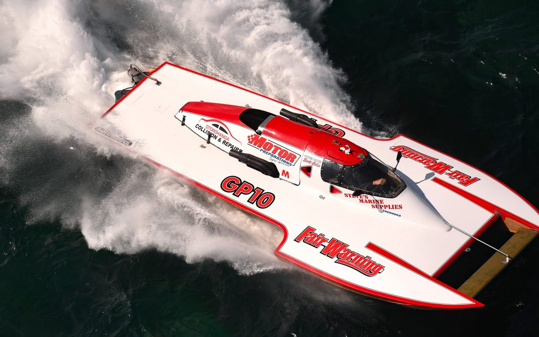 2020 NZ Powerboat Nationals & 95th Masport Cup COMPETITOR INFORMATION